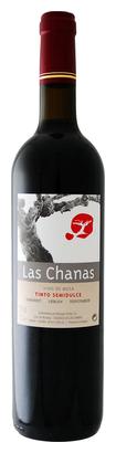 Abbildung Las Chanas Tinto Semi Dulce