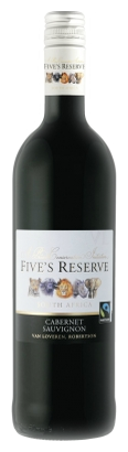 Abbildung Van Loveren Fives Reserve Cabernet Sauvignon