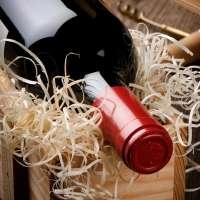 Das beste Weingeschenk für den Großvater zum Fest