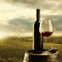 Riserva-Wein aus Italien