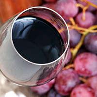 Wein aus der Nero d'Avola Rebsorte