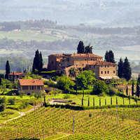 Wein aus der Toskana - Umwerfend